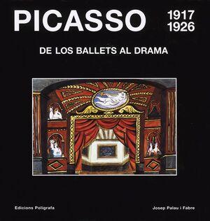 PICASSO 1917-1926. DE LOS BALLETS AL DRAMA