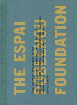 THE ESPAI POBLENOU FOUNDATION