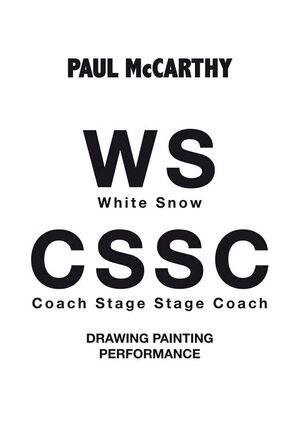 PAUL MCCARTHY WS — CSSC