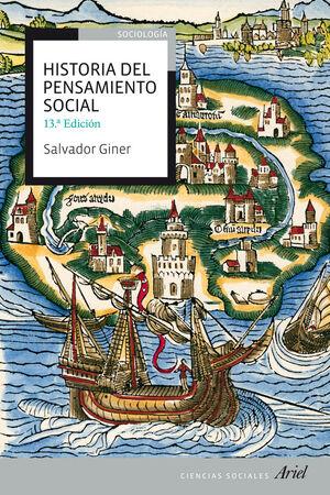 HISTORIA DEL PENSAMIENTO SOCIAL