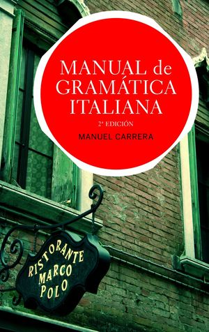 MANUAL DE GRAMÁTICA ITALIANA