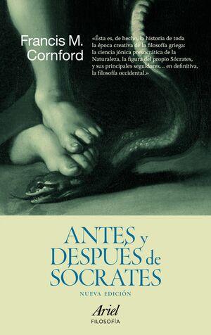 ANTES Y DESPUÉS DE SÓCRATES