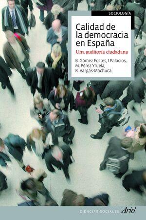 CALIDAD DE LA DEMOCRACIA EN ESPAÑA