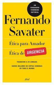 PACK ETICA PARA AMADOR / ETICA DE URGENCIA