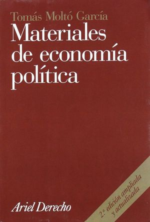 MATERIALES DE ECONOMIA POLITIC