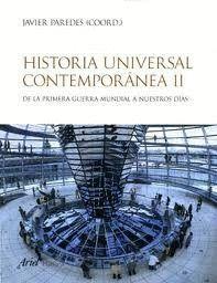 HISTORIA UNIVERSAL CONTEMPORÁNEA II