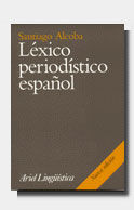 LÉXICO PERIODÍSTICO ESPAÑOL