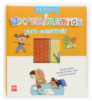 EXPERIMENTOS PARA CONSTRUIR