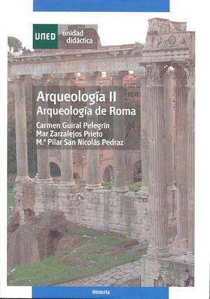 ARQUEOLOGÍA  II. ARQUEOLOGÍA DE ROMA