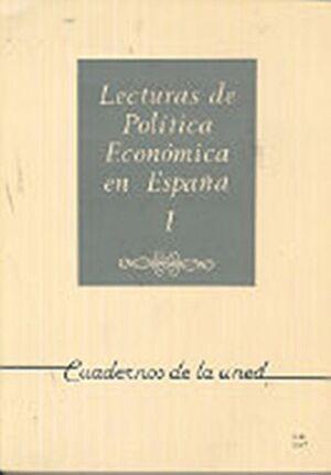 LECTURA DE POLÍTICA ECONÓMICA ESPAÑOLA