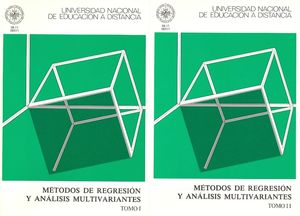 MÉTODOS DE REGRESIÓN Y ANÁLISIS MULTIVARIANTES