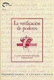 LA VERIFICACIÓN DE PODERES: 1810-1936