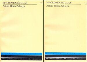MACROMOLÉCULAS