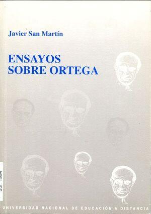 ENSAYOS SOBRE ORTEGA