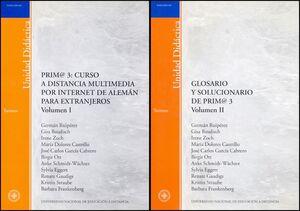 PRIM@3: CURSO A DISTANCIA MULTIMEDIA POR INTERNET DE ALEMÁN PARA EXTRANJEROS