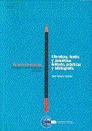 LITERATURA, TEATRO Y SEMIÓTICA: MÉTODO, PRÁCTICAS Y BIBLIOGRAFÍA