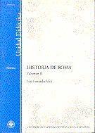 HISTORIA DE ROMA. VOL-II