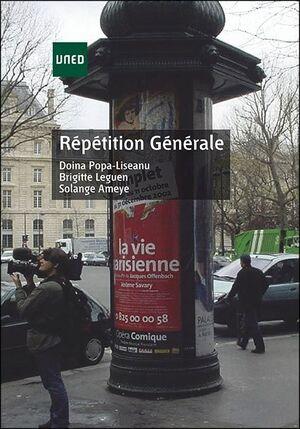 RÉPÉTITION GÉNÉRALE