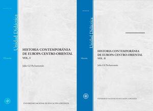HISTORIA CONTEMPORÁNEA DE EUROPA CENTRO-ORIENTAL