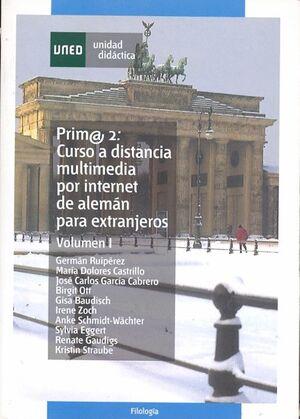 PRIM@2: CURSO A DISTANCIA MULTIMEDIA POR INTERNET DE ALEMÁN PARA EXTRANJEROS