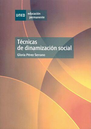 TÉCNICAS DE DINAMIZACIÓN SOCIAL
