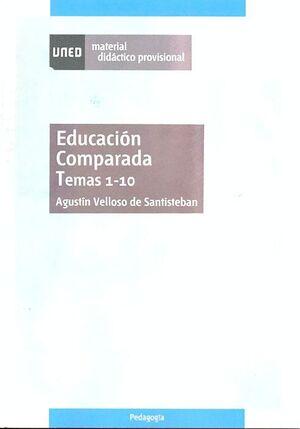 EDUCACIÓN COMPARADA (TEMAS 1-10)