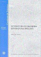 LITERATURA EXTRANJERA: LITERATURA INGLESA