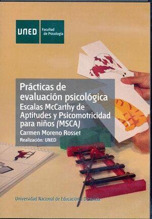 PRÁCTICAS DE EVALUACIÓN PSICOLÓGICA: ESCALAS MCCARTHY DE APTITUDES Y PSICOMOTRICIDAD PARA NIÑOS (MSC