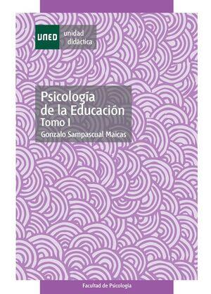 PSICOLOGÍA DE LA EDUCACIÓN. TOMO I