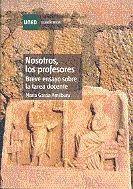 NOSOTROS, LOS PROFESORES