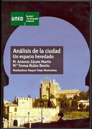 ANÁLISIS DE LA CIUDAD. ESPACIO HEREDADO