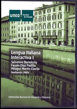 LENGUA ITALIANA INTERACTIVA I