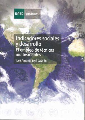 INDICADORES SOCIALES Y DESARROLLO. EL EMPLEO DE TÉCNICAS MULTIVARIANTES