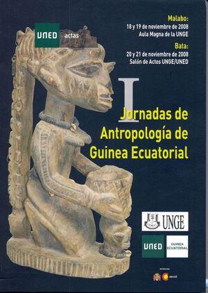 I JORNADAS DE ANTROPOLOGÍA DE GUINEA ECUATORIAL