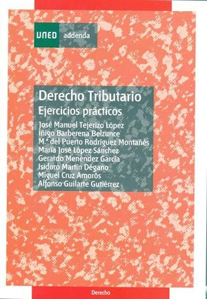 DERECHO TRIBUTARIO: EJERCICIOS PRÁCTICOS