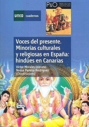 VOCES DEL PRESENTE: MINORÍAS CULTURALES Y RELIGIOSAS EN ESPAÑA: HINDÚES EN CANARIAS