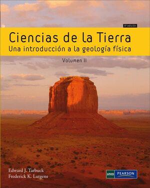 CIENCIAS DE LA TIERRA VOL. II
