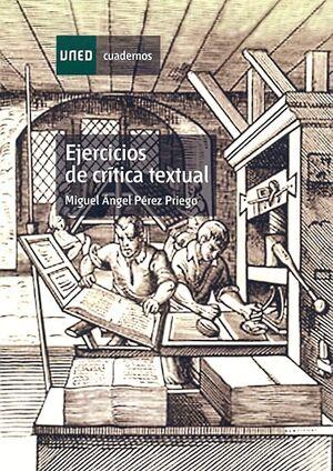 EJERCICIOS DE CRÍTICA TEXTUAL