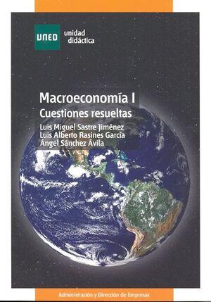 MACROECONOMÍA I. CUESTIONES RESUELTAS