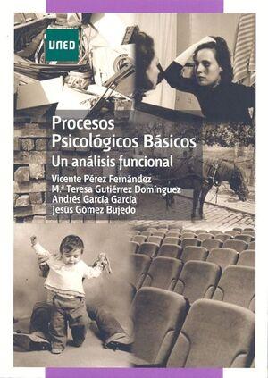 PROCESOS PSICOLÓGICOS BÁSICOS (UN ANÁLISIS FUNCIONAL)