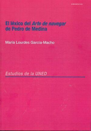 EL LÉXICO DEL ARTE DE NAVEGAR DE PEDRO DE MEDINA