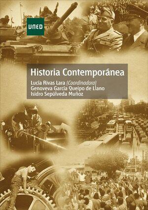 HISTORIA CONTEMPORÁNEA