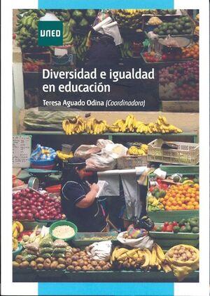 DIVERSIDAD E IGUALDAD EN EDUCACIÓN
