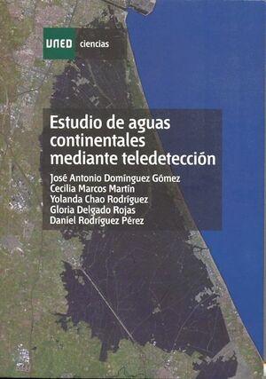 ESTUDIO DE AGUAS CONTINENTALES MEDIANTE TELEDETECCIÓN