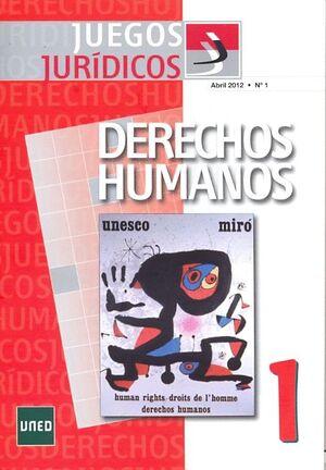 JUEGOS JURÍDICOS. DERECHOS HUMANOS Nº 1