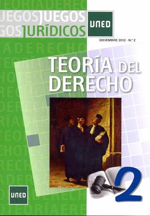 JUEGOS JURÍDICOS. TEORÍA DEL DERECHO Nº 2