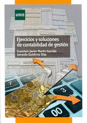 EJERCICIOS Y SOLUCIONES DE CONTABILIDAD DE GESTIÓN