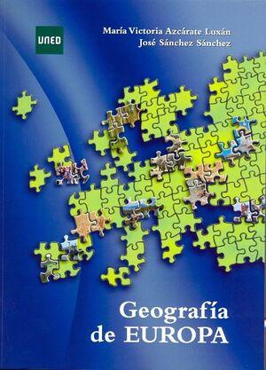 GEOGRAFÍA DE EUROPA