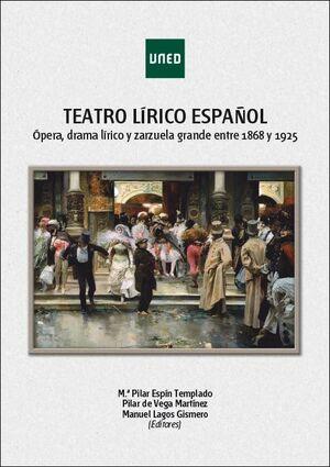 TEATRO LÍRICO ESPAÑOL