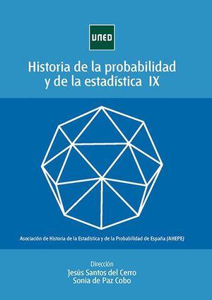 HISTORIA DE LA PROBABILIDAD Y LA ESTADÍSTICA IX